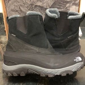 The north face boots